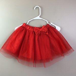 "Gymboree ""Olivia"" 6 Tutu Skirt"